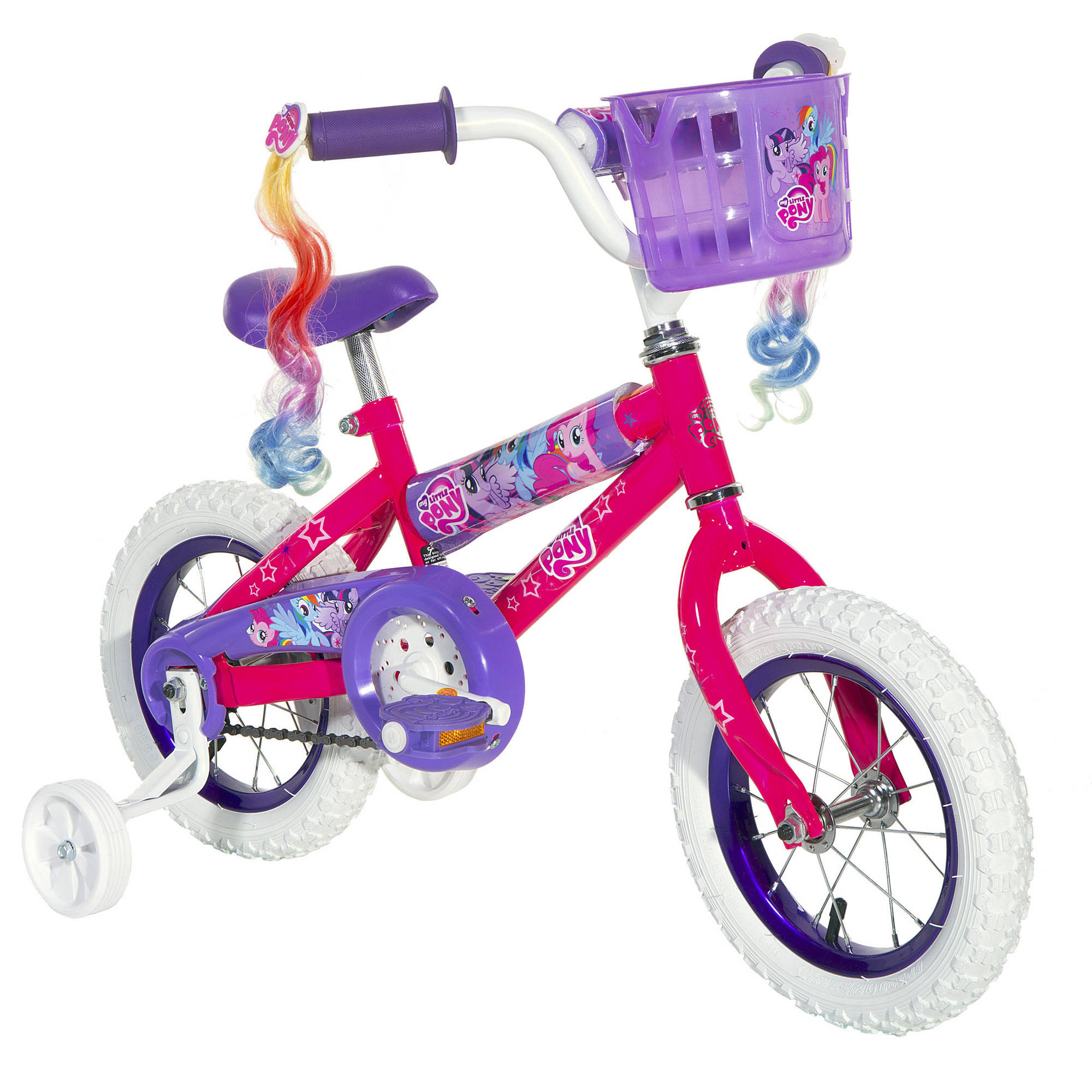 "12"" Dynacraft Girls' My Little Pony Bike by Generic"