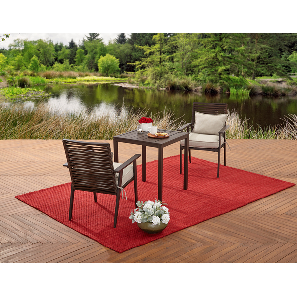 Better Homes and Gardens Glenmere 3 Piece Outdoor Bistro Set by PASCO ENTERPRISES LIMITED