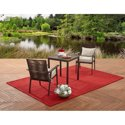 Better Homes and Gardens Glenmere 3-Pc. Outdoor Bistro Set