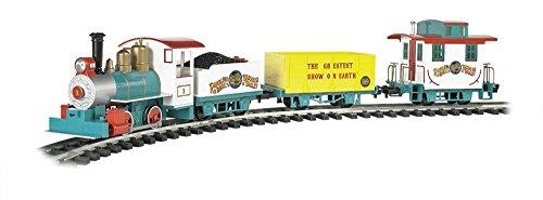 Bachmann Trains Ringling Bros. And Barnum & Bailey Li'L Big Top Ready To Run Electric... by Bachmann Trains