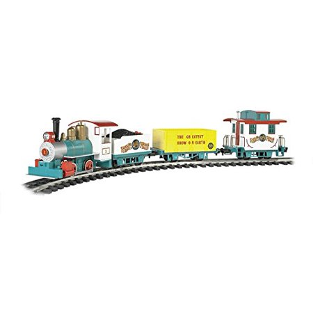 Aristo Craft G Scale Trains (Bachmann Trains Ringling Bros. And Barnum & Bailey™ Li'L Big Top Ready To Run Electric Train Set - Large