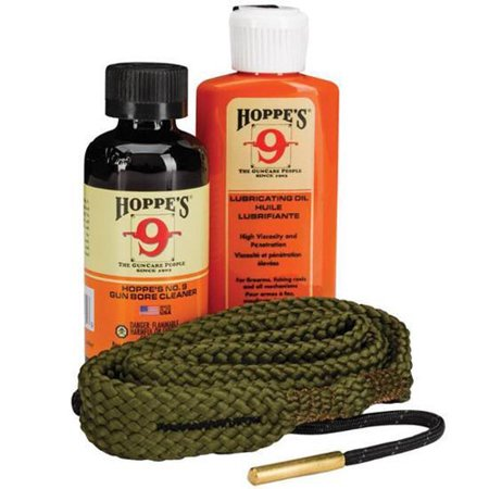 Portable Shooting Kit - Hoppes Pistol Cleaning Kit 3 pc Pack