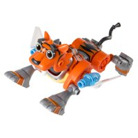 Rusty Rivets ? Tigerbot Building Set with Lights and Sounds, for Ages 3 and Up