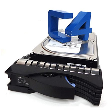 IBM 10N7208 300 GB 15K RPM SAS 3.5 Disk Drive - FC 3648 - Sub 10N7208 - p 10k Fc Disk Drive