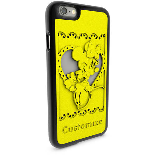 Apple iPhone 6 and 6S 3D Printed Custom Phone Case - Disney Classics - Minnie