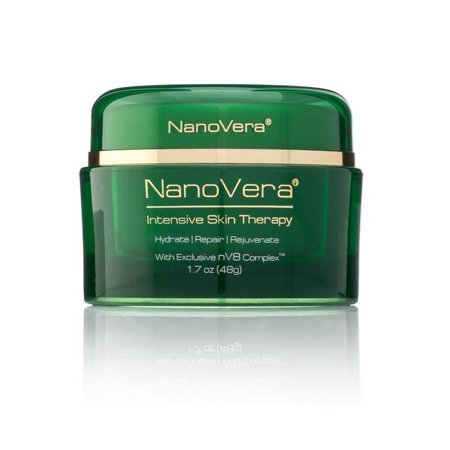 mediderm nanovera+ intensive skin therapy cream - anti-aging cream