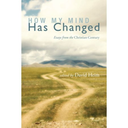 How My Mind Has Changed - eBook