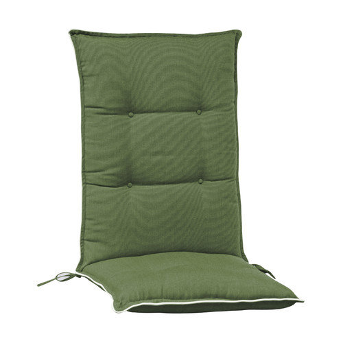 Arbora Teak Accent Outdoor Chair Cushion (Set of 2) (Set of 2)
