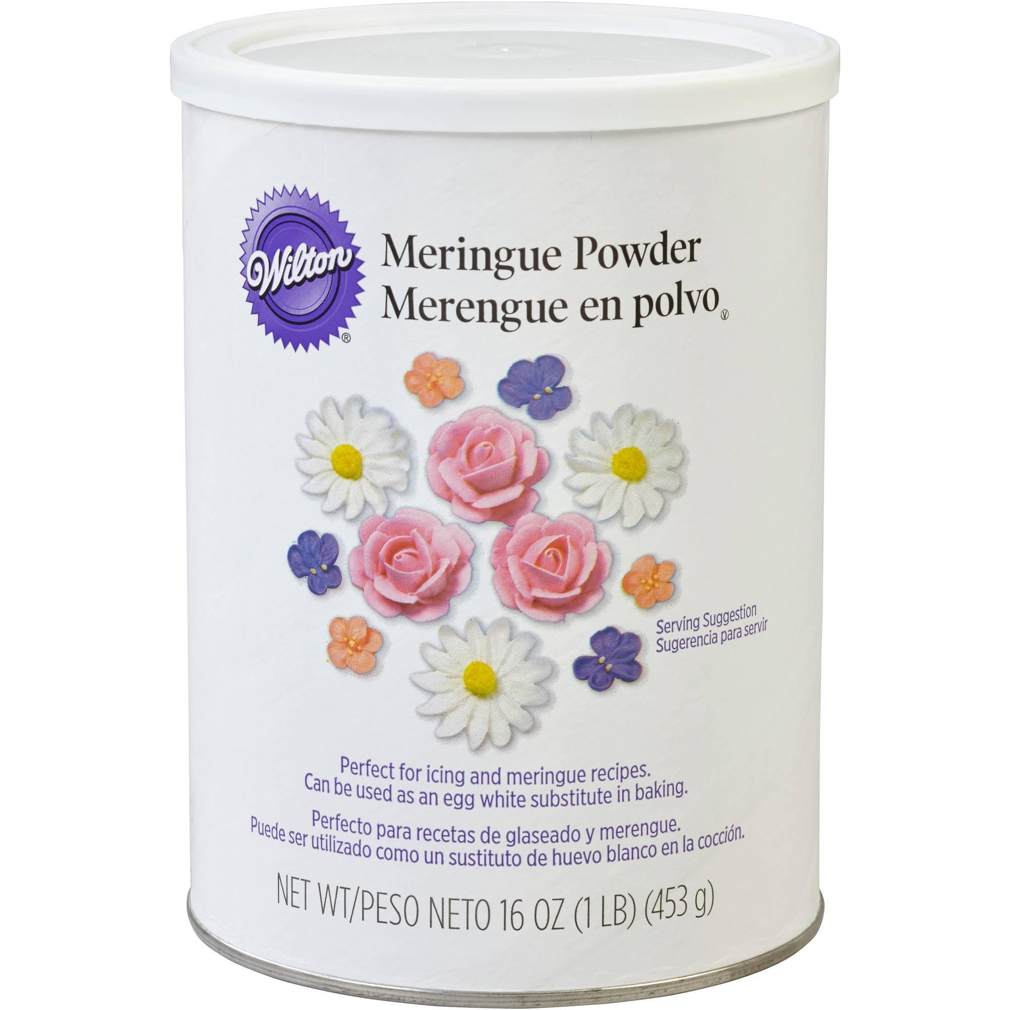 Wilton Meringue Powder, 16 oz. 702-6004