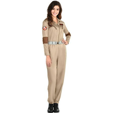 City Of Campbell Halloween (Party City Classic Ghostbusters Halloween Costume for Women, with)