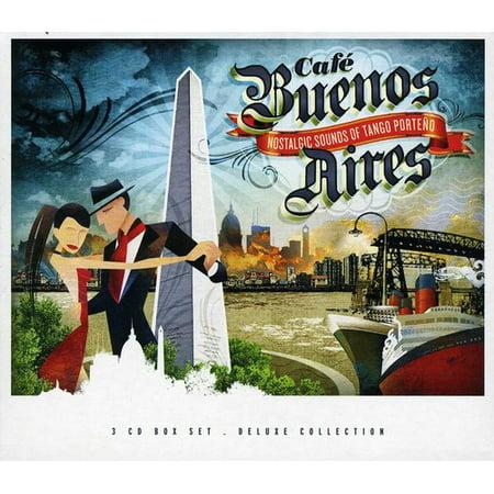 Various Artists - Cafe Buenos Aires / Various (CD) (Digi-Pak) - image 1 of 1
