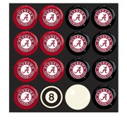 Imperial NCAA Billiard Ball Set - University of Alabama
