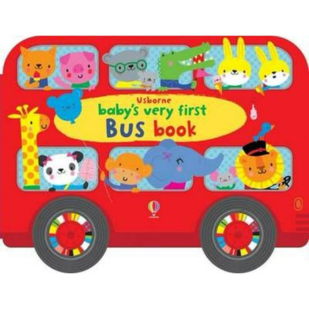 Baby's Very First Bus Book (Babys Very First Books) (Board book) Babys Very First Book