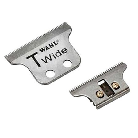 Wahl Professional 5-Star Detailer #8081 Replacement Double Wide T-Blade