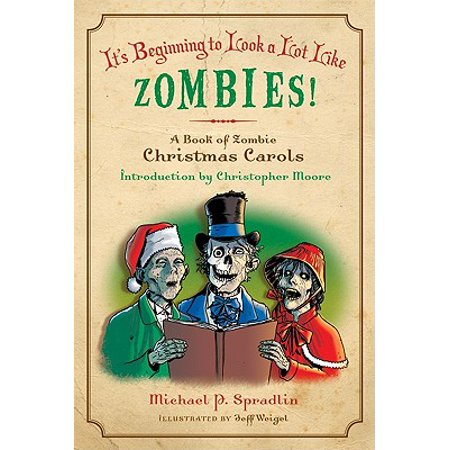 It's Beginning to Look a Lot Like Zombies - eBook