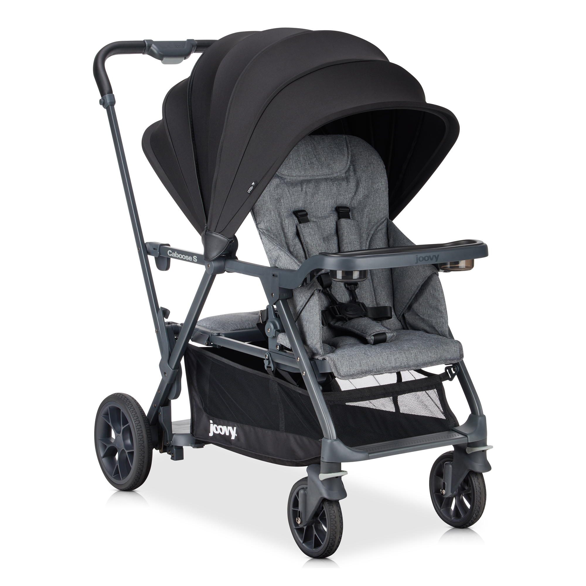 Joovy Caboose S Stand on Tandem Double Stroller by Joovy
