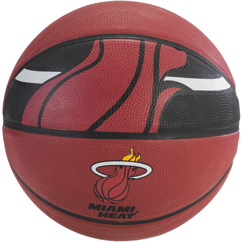 Spalding NBA Miami Heat Team Ball