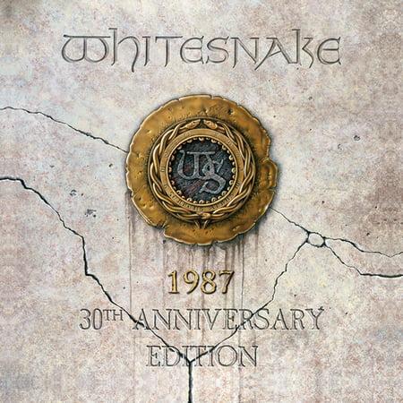 Whitesnake (30th Anniversary Edition) (CD)