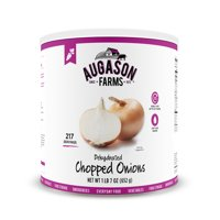 Augason Farms Dehydrated Chopped Onions No. 10 Can