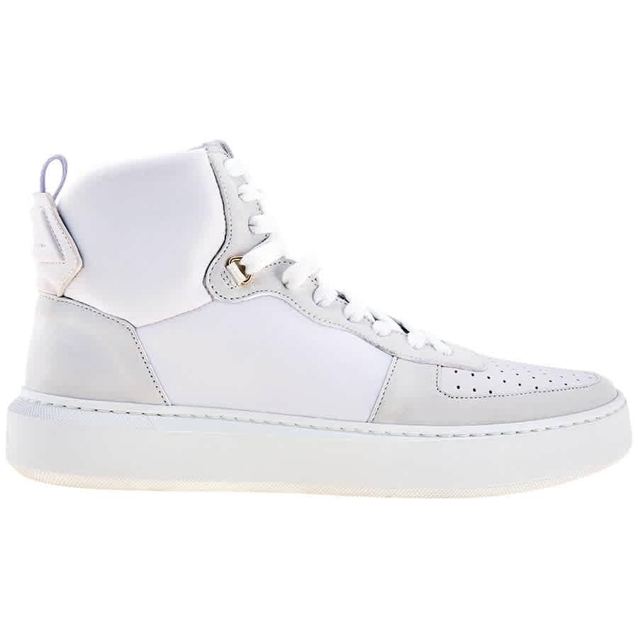 BUSCEMI - Buscemi Men's White Sneakers
