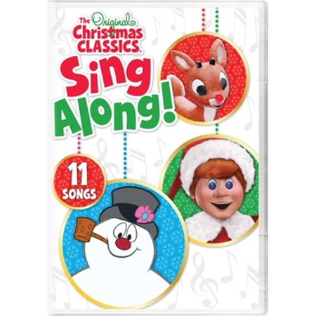 ORIGINAL CHRISTMAS CLASSICS SING ALONG (DVD) - 99 Must Have Halloween Classics