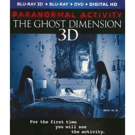 PARANORMAL ACTIVITY:GHOST DIMENSION 3 (Paranormal Activity Halloween)