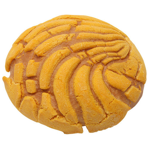 Yellow Concha, Mexican Sweet Bread