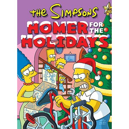 The Simpsons Homer for the Holidays (Homer Simpson Radioactive Man)