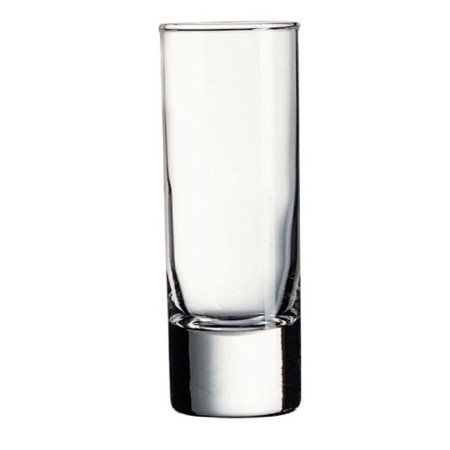 Palais Glassware® Heavy Base Shot Glass Set (Set of 6) 2 Oz. (All Clear)