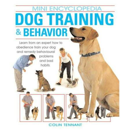 Mini Encyclopedia of Dog Training & Behavior