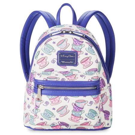 Disney Parks Mad Tea Party Mini Backpack by