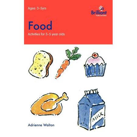 Food (Activities for 35 Year Olds) - eBook