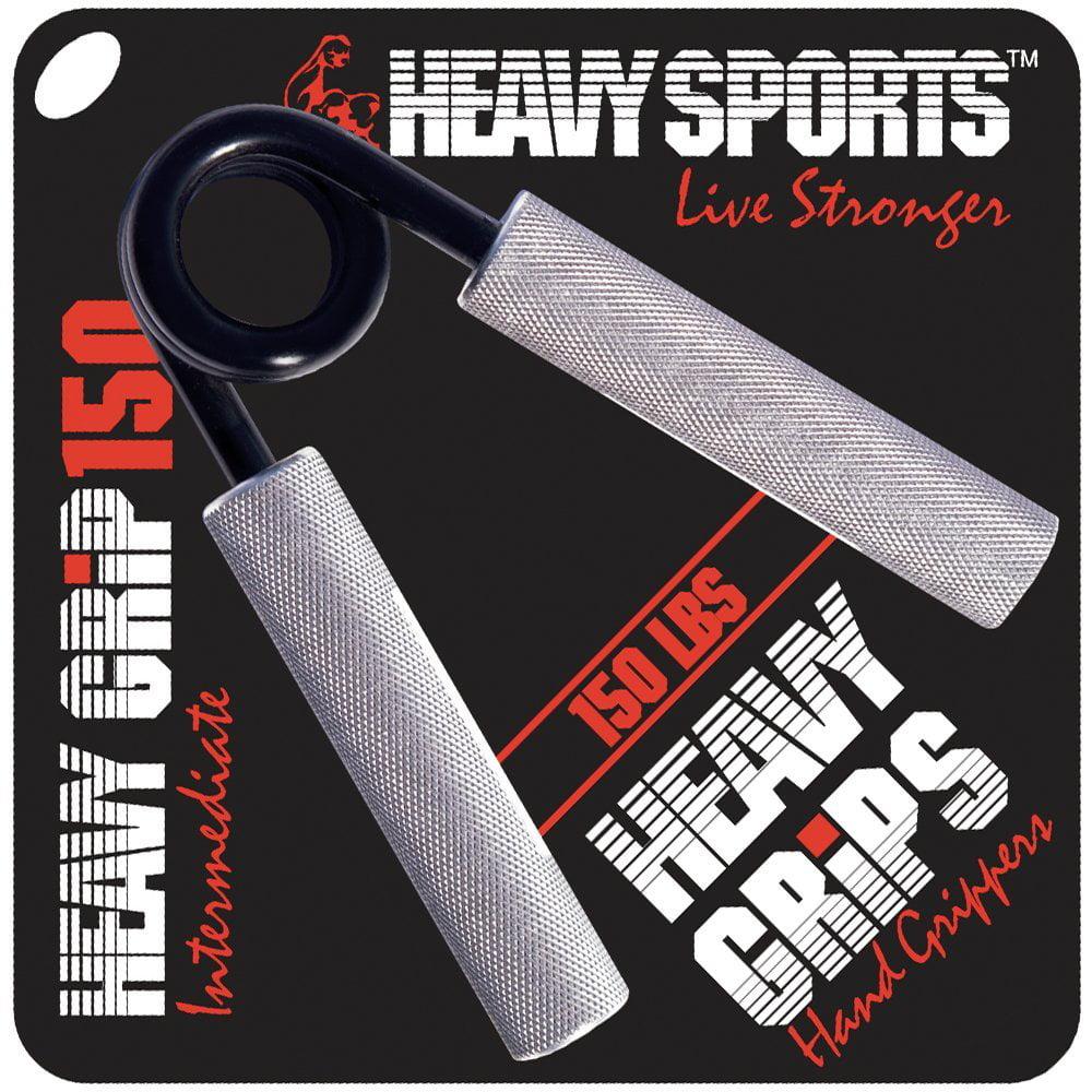 Inc. Heavy Grips 150, 150 ln Hand gripper By Heavy Sports