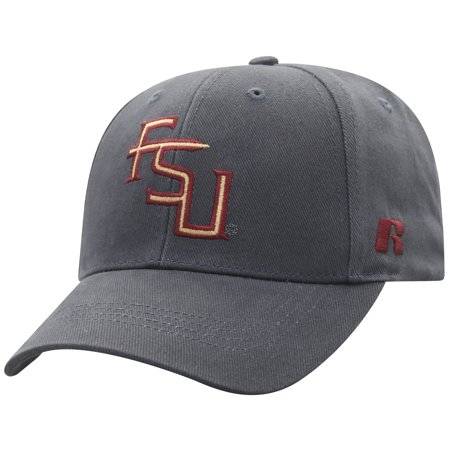 Men's Russell Charcoal Florida State Seminoles Endless Adjustable Hat - OSFA ()