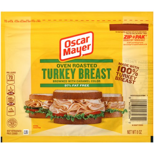 how to cook fully cooked oven roasted turkey breast