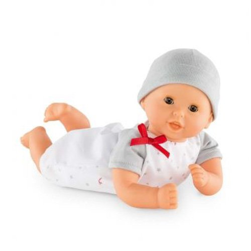 Corolle Mon Premier Bebe Calin Bisou 11.5 in. Interactive Doll by Corolle