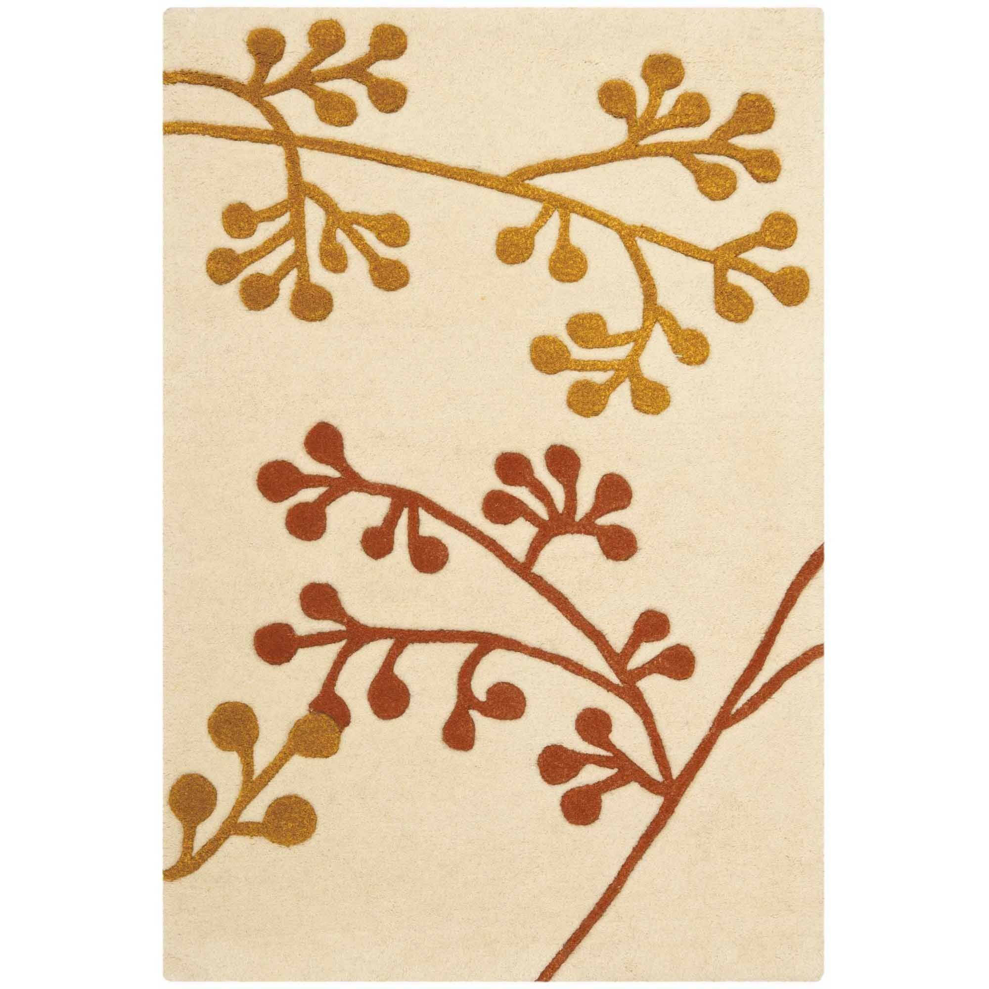 Safavieh Soho Piper Floral Wool Area Rug or Runner