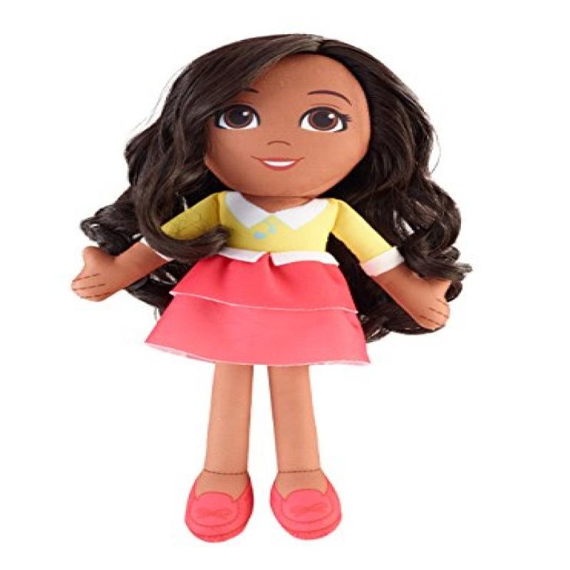 Fisher Price Nickelodeon Dora and Friends Style and Sing Emma by