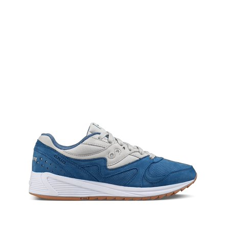Mens Fashion Sneakers (Saucony Mens Grid 8000 Low Top Lace Up Fashion Sneakers)
