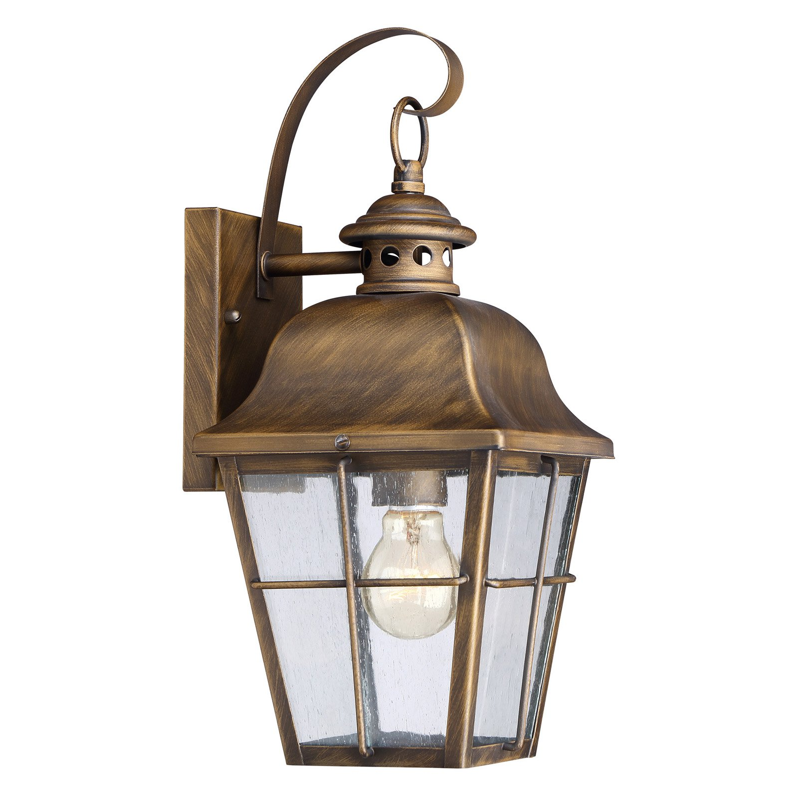 Quoizel Millhouse MHE8406K Outdoor Wall Lantern