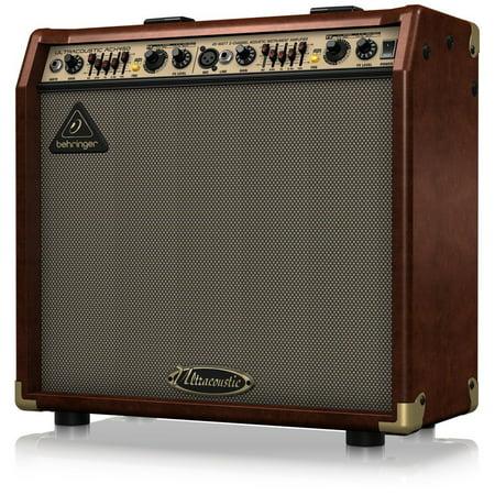behringer ultracoustic acx450 2 channel acoustic combo amp. Black Bedroom Furniture Sets. Home Design Ideas