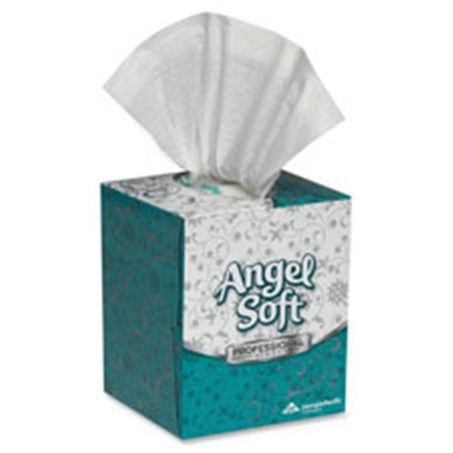 Georgia-Pacific GPC48580CT Angel Soft ps Facial Tissue, 30 Per Carton