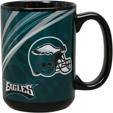 Eagle Mug (Philadelphia Eagles 15oz. Dynamic Mug - No Size )