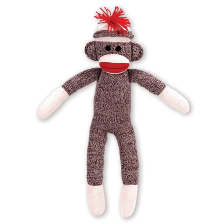 - Schylling Schylling Sock Monkey Stuffed Animal