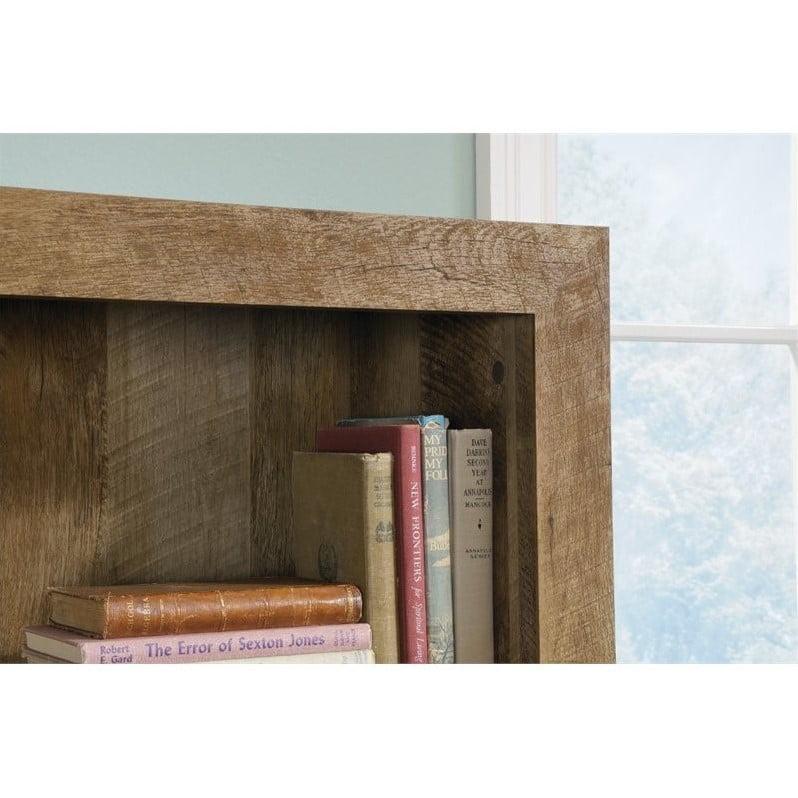 Scranton & Co 5 Shelf Bookcase in Craftsman Oak - image 2 of 5