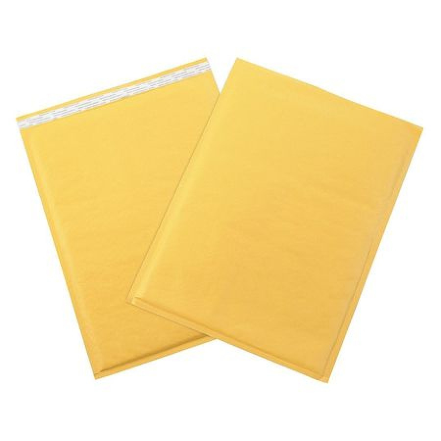 GSSUSA Yellow Kraft Bubble Mailers 8.5x12 Padded Envelopes #2 Shipping Envelo...
