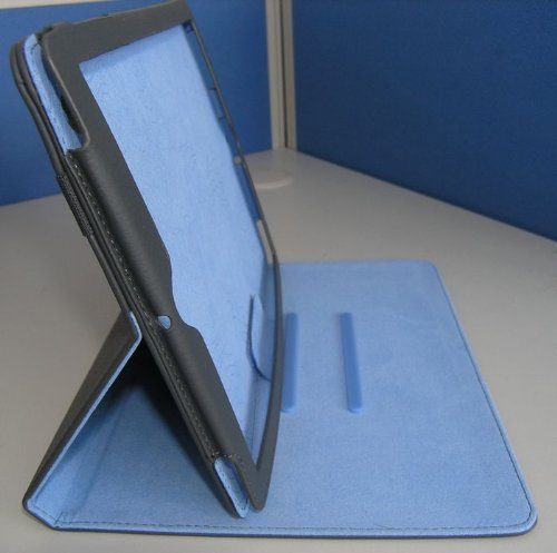 Incipio Incase Book Jacket Select iPad-2 Case Gray/Blue C...