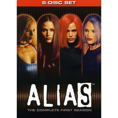 Alias: The Complete First Season