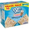 Kellogg's Pop-Tarts Dunkin' Donuts Frosted Vanilla Latte Toaster Pastries 16 Ct 28.2 oz. Box
