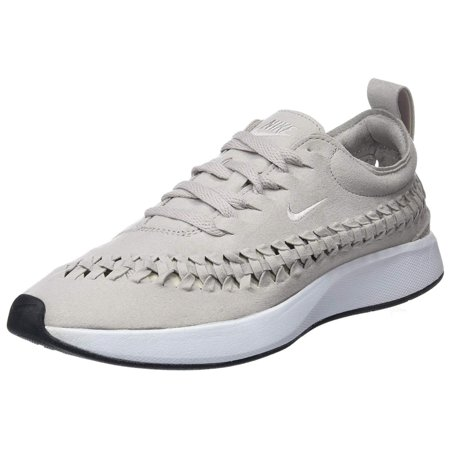 Nike Womens Dualtone Racer Fabric Low Top Lace Up Running Sneaker